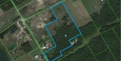 Real Estate -   705 BOUNDARY ROAD, Mountain, Ontario -