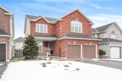 Real Estate -   4432 RAINFOREST DRIVE, Gloucester, Ontario -