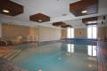 Real Estate -  3270 Barlow Crescent, Ottawa, Ontario - Tiled indoor 38 ft pool with depth of 10 ft.