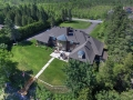 Real Estate -  3270 Barlow Crescent, Ottawa, Ontario - aerial view of Magnificent Waterfront Home
